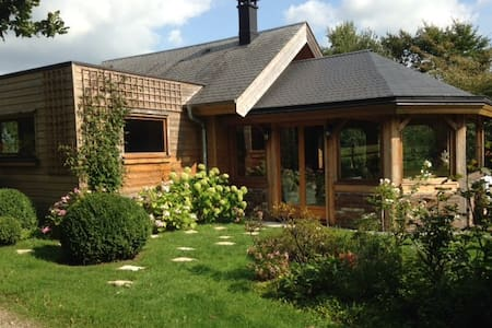Peaceful place surrounded by woods - Cheffreville-Tonnencourt