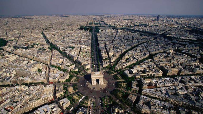 Colocation dans F2 à 12min de Paris - Villeneuve-le-Roi - Appartement