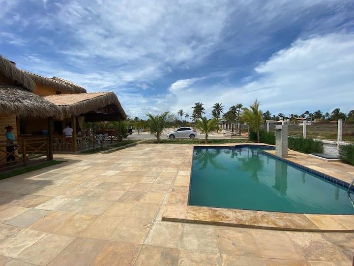 Casa inteira com piscina / Entire house with pool