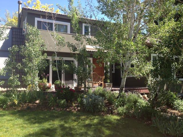 North Boulder Home