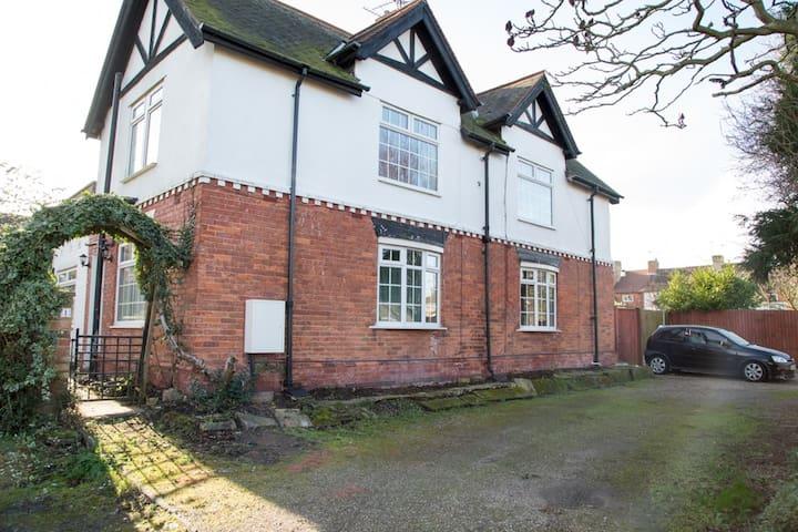 Friars Lodge, Edwinstowe - Edwinstowe - Apartmen