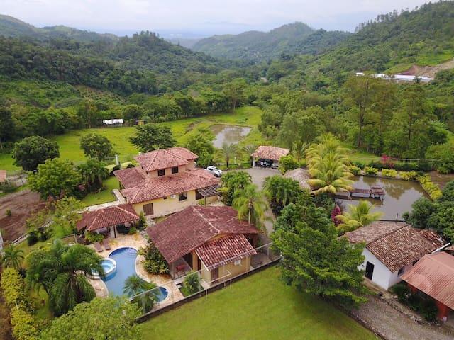 Beautiful mountain house, Honduras
