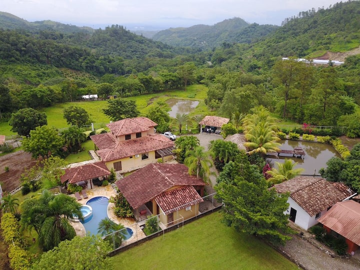 Beautiful mountain house, Honduras