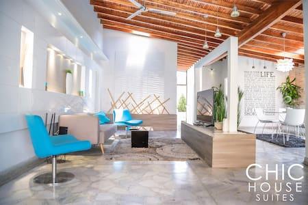 CHIC HOUSE LOFT - Boutique Suites - Room #5