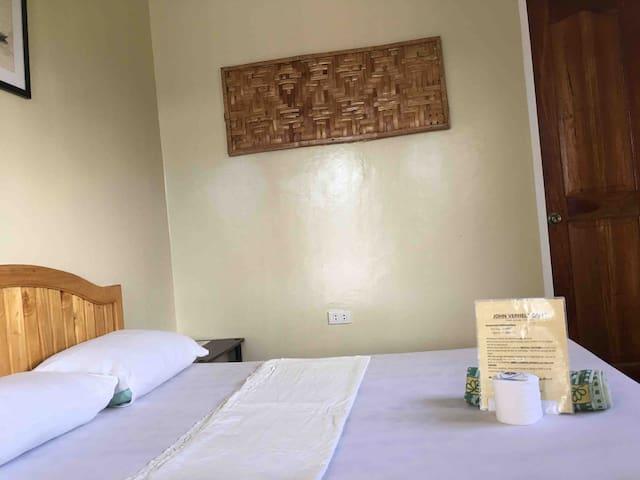 Budget FAN Room near Alona Panglao