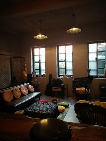 Keelung centered apartment with Special view - Ren'ai District - Huoneisto