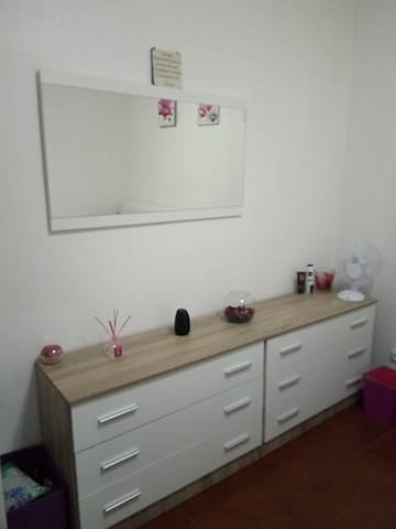 Double Bedroom from €30 per night
