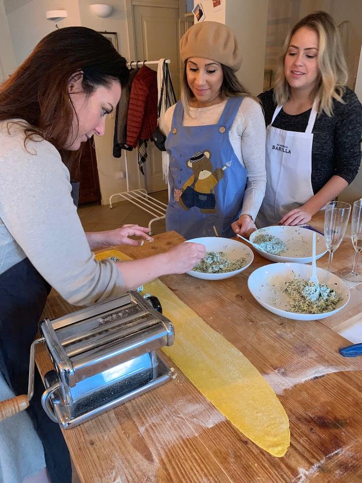 Prepariamo i tortelli