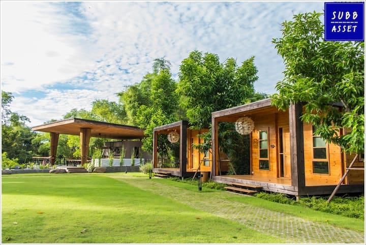 Private Log Home Poolvilla | Kaeng Krachan