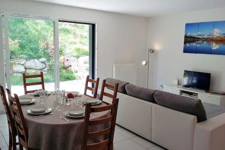 Magnifique appartement neuf entre lac et montagnes