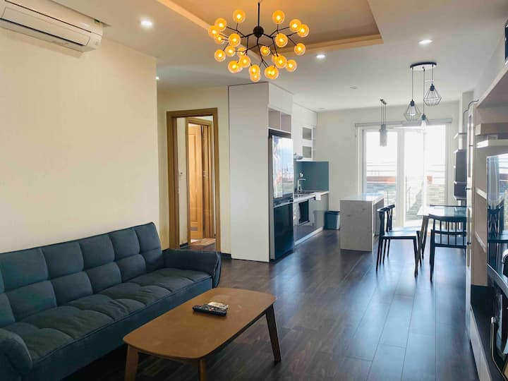 MuongThanh Luxury Apartment. Great SeaView 2440