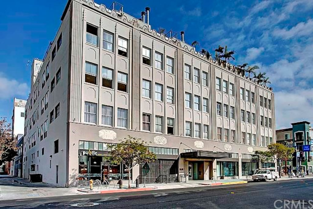 Furnished two story luxury loft lofts for rent in long for King s fish house long beach ca