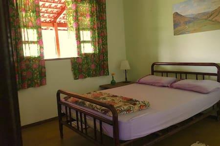 Double bedroom - Alto Paraíso de Goiás