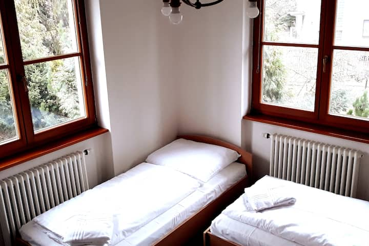 Double Room in Flying House