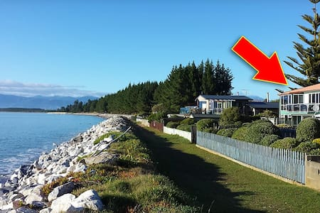 Ruby View, beachfront in Ruby Bay - Ruby Bay - Byt