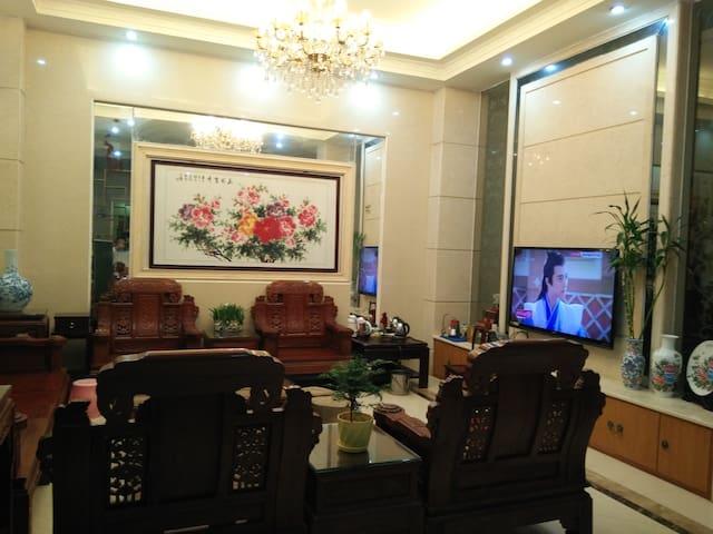 陆拾捌號公寓别墅 - Guangzhou - Villa