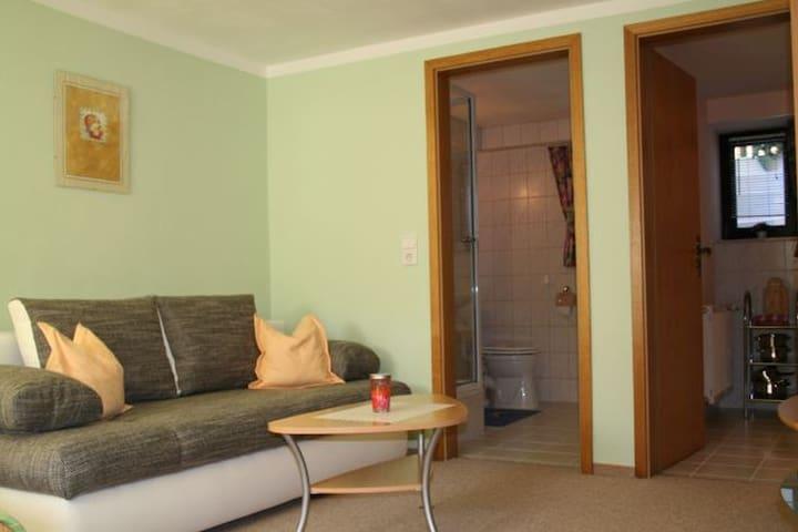 Gästezimmer Wally (Bad Berka / OT Tannroda) - LOH07316 Neu, Ferienwohnung für 2 Personen