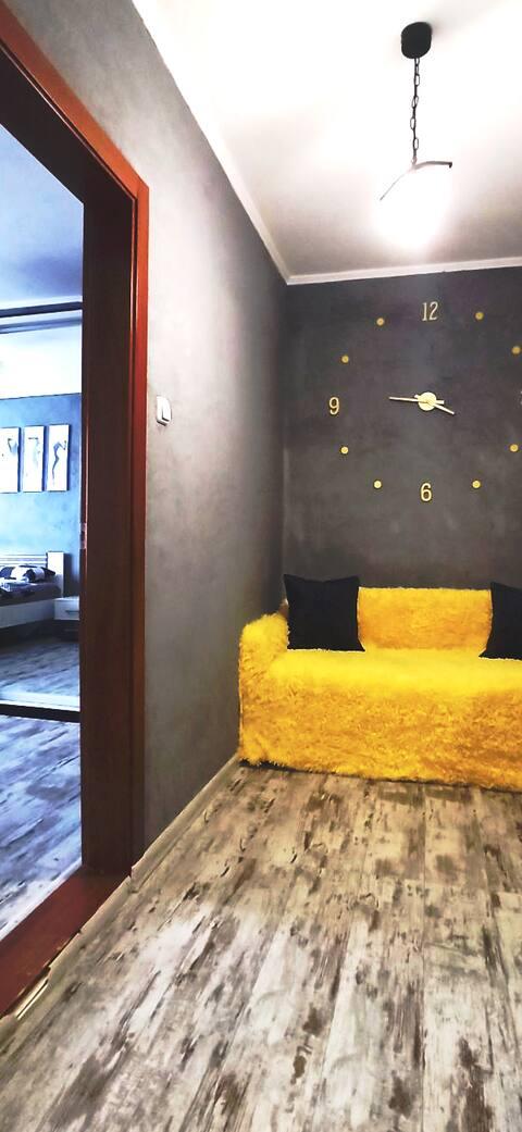 Квартира в стиле Лофт в Новом доме. Троещина