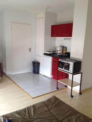 Appartement T1 avec belle terrasse -Auray Pluneret
