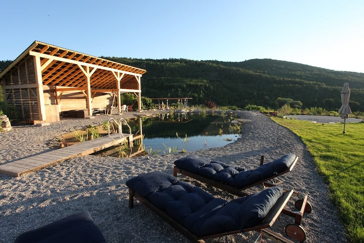 """La Bergerie"" - a 3 bedroom gite in Provence"