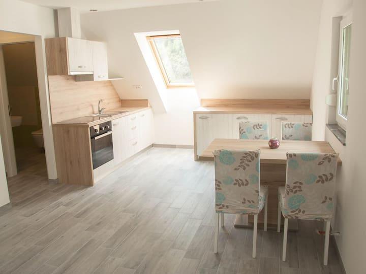 Anže - New modern and bright apartment