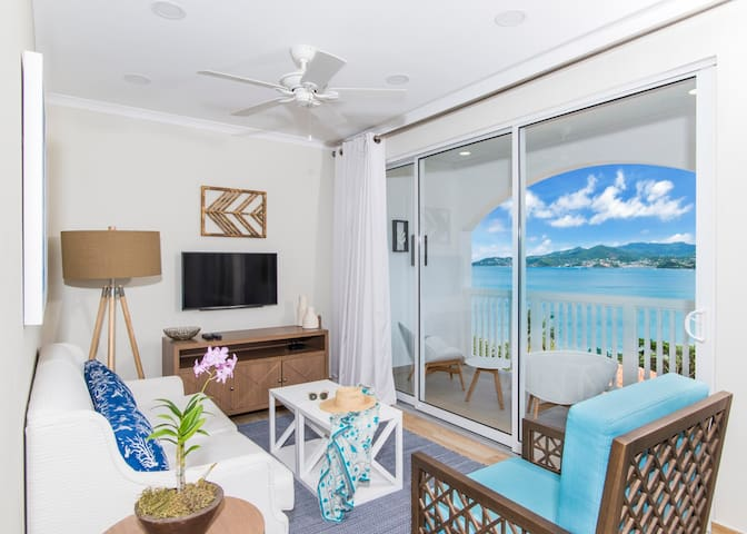 Luxury Escape for 2 on Grand Anse Beach