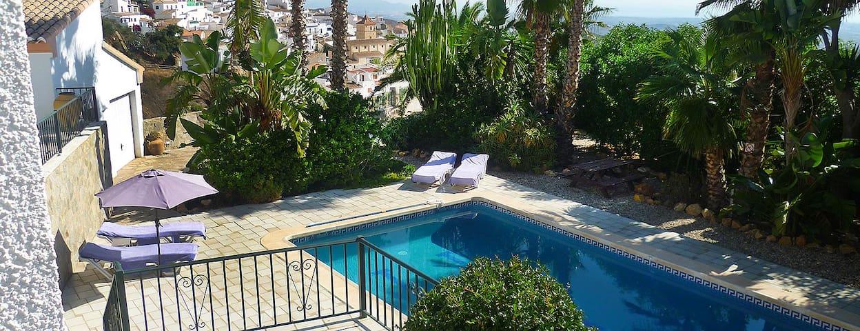 Luxurious Casa Fuentecica Bedar 5*