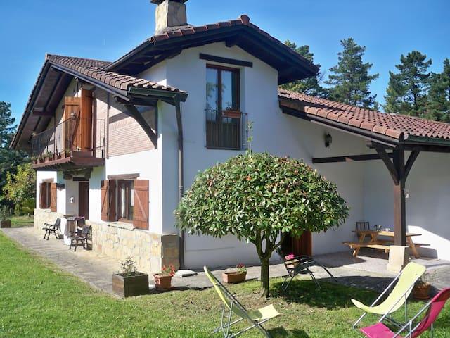 """Cottage """"Casa Goiz-Argi"""" - Elorrio - Hus"""
