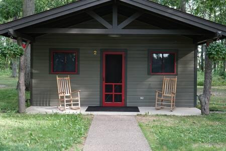 Camp Woodbury Cabin 2