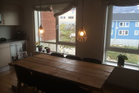 Nice apartment in several floors - Nuuk - Appartement