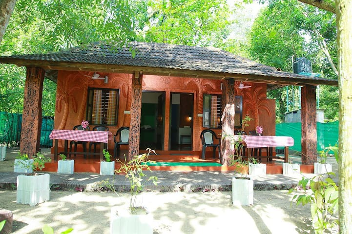 Deluxe double  room  villa - Mararikulam - Willa