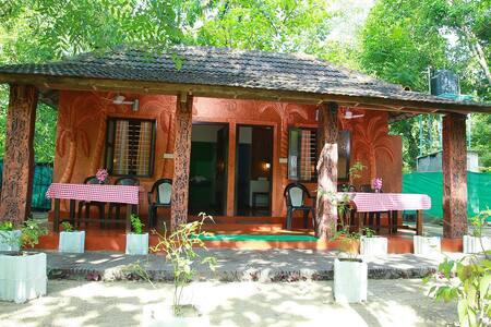 Deluxe double  room  villa - Mararikulam - Вилла