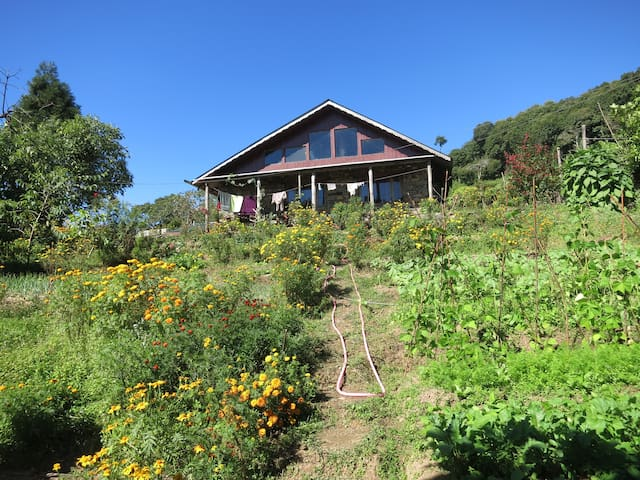 Almost Heaven Farm - Permaculture Nepal