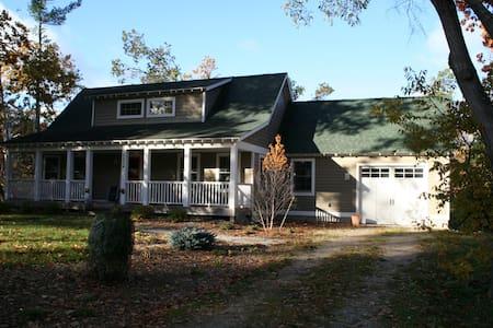 Oak Haven - Glen Arbor - Huis