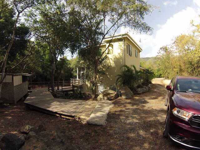 Serenity House - Coral Bay - Villa