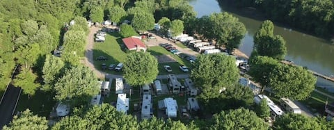 Kentucky River Campground  2 Bedroom Apartment