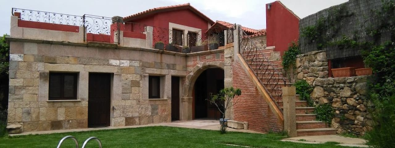 Cozy rural apartment for two. - Plasenzuela - Daire