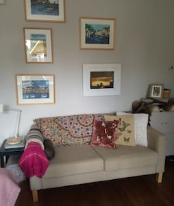 Gorgeous and Cosy Victorian flat - Bromley - Huoneisto
