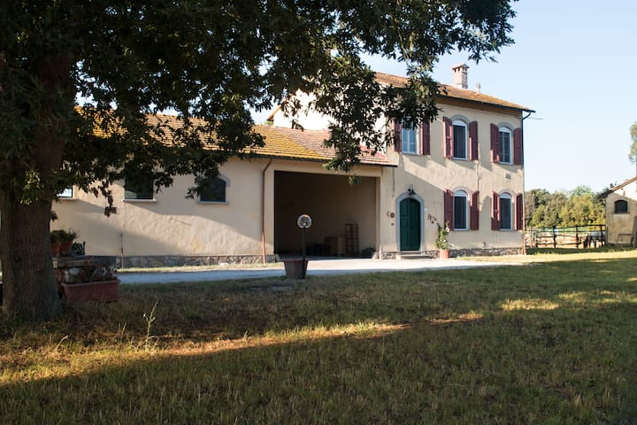 Podere Sabaudia – Relax in nature; close to Pisa