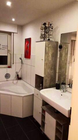 Gemütliches, separates Zimmer in privater Wohnung