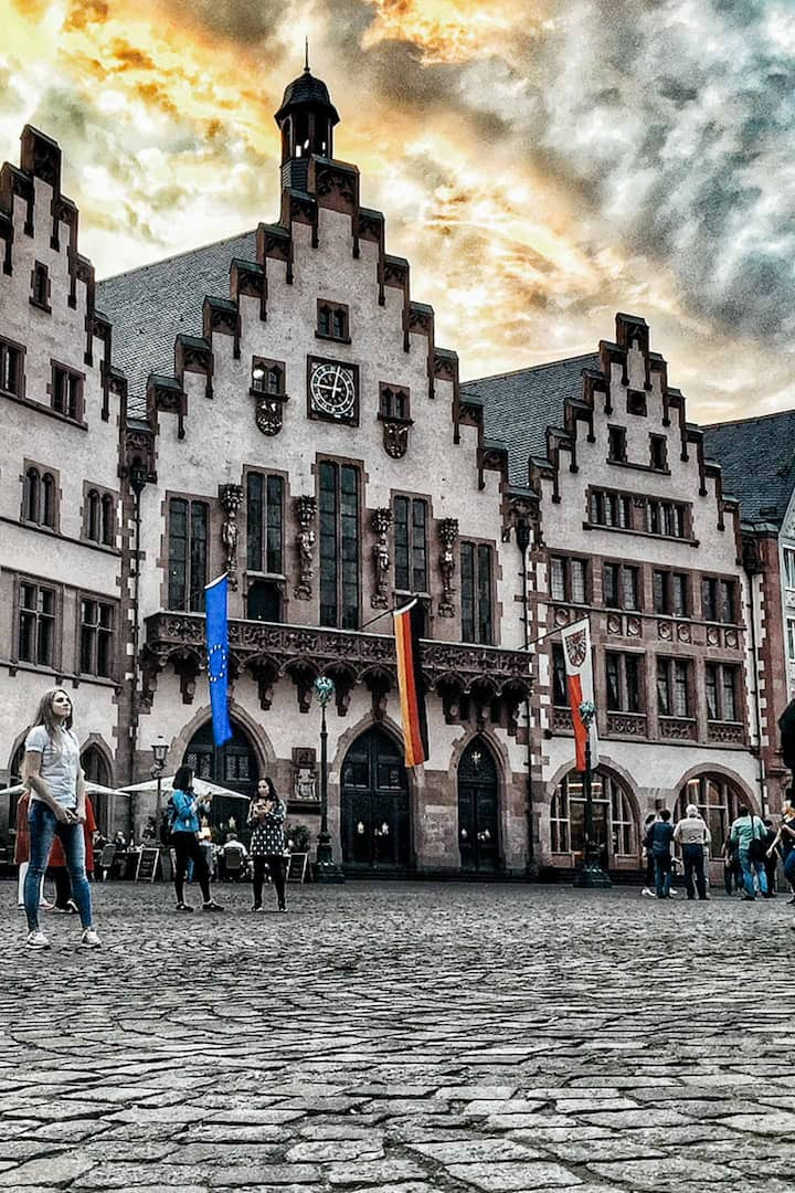 Frankfurt Römer, City Hall
