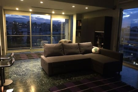 Unique flat in the centre with stunning views - Nicosia - Leilighet