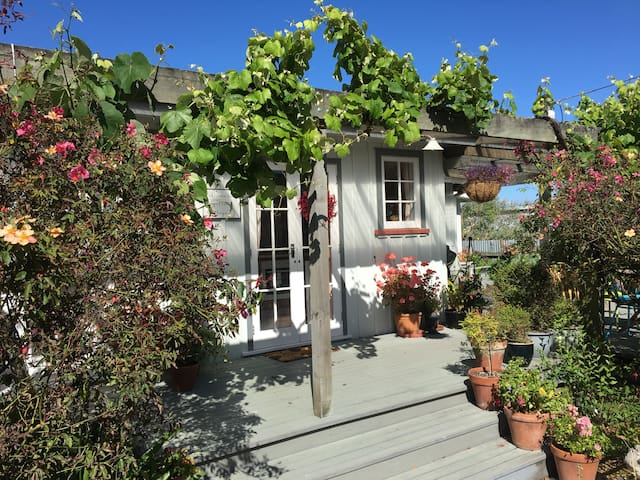 Fig Tree Cottage - Secluded, Convenient, Personal - Martinborough - Bed & Breakfast