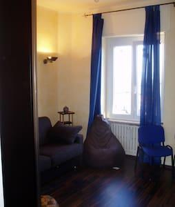 bilocale in centro, panoramico - Saluzzo - Apartment