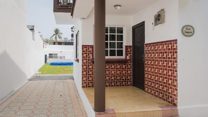 Casa Pámpano (caracol)
