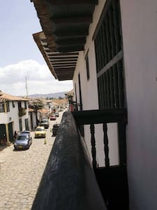 Main Square Apartment, Leyva - Villa de Leyva - อพาร์ทเมนท์