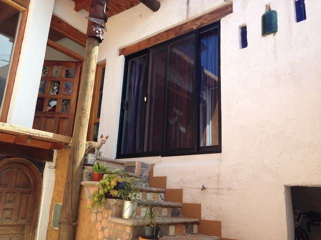 Habitación privada céntrica - Guanajuato