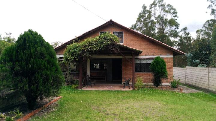 Casa Guangarcucho.
