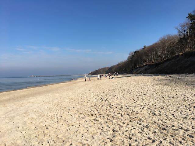 Zimmer/Ostsee,❤️ 400m.zum Strand