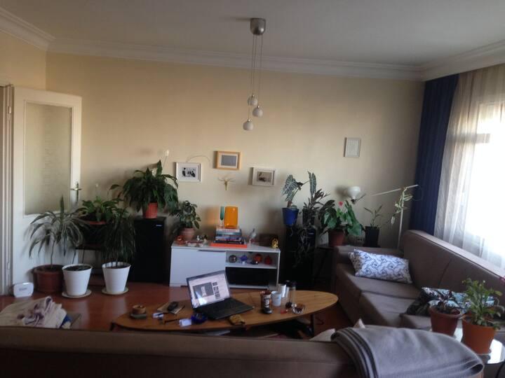 Private room in Koşuyolu-Kadıköy